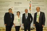 ՀՀ պատվիրակությունը ԲԳԿ համաժողովում (Բրազիլիա, ապրիլ, 2012թ.) ներկայացրեց ԲԳԿ հայաստանյան գործողությունների ծրագիրը: